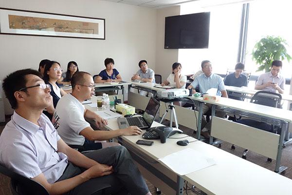 房地产与建设工程团队在青举行业务培训